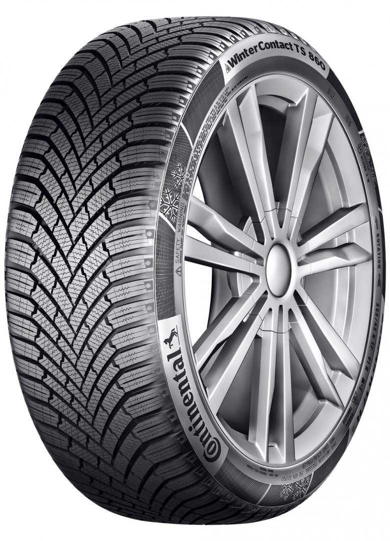 Continental Wintercontact Ts 860 20555r16 91h